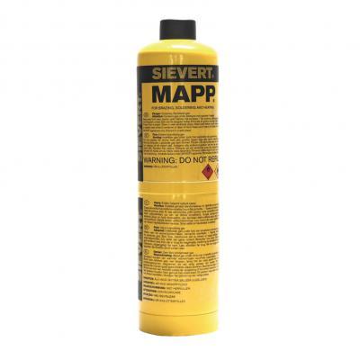 SIEVERT wegwerppatroon Mapp-gas