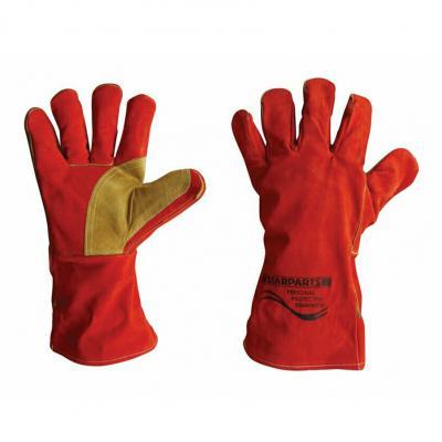 Premium Red lashandschoenen