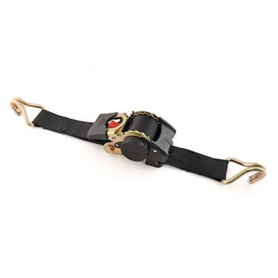 Automatische sjorband - J-haken - 50 mm x 3 m
