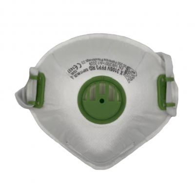 PSP mondmasker FFP3 NR met uitademventiel