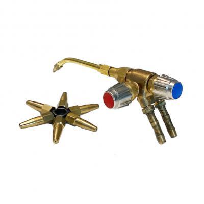 SAF-FRO Lasbrander VARIAL 00 D6+ster met lastips