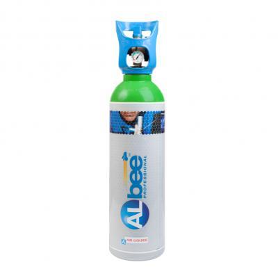 ALBEE Weld Arcal21 Mix 11 liter 300 bar