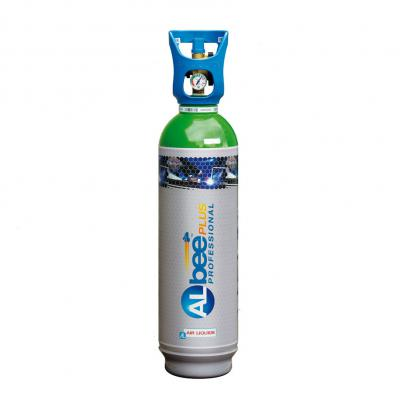ALBEE PLUS Weld Argon mix 13 liter 300 bar