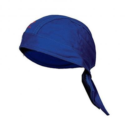 WLDS FireFox Doo-Rag FR blauw katoen
