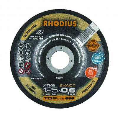 Rhodius snijschijf TOPLINE XT10-V41
