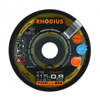 Rhodius snijschijf PROLINE