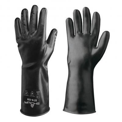 PSP SHOWA 874 chemisch handschoenen