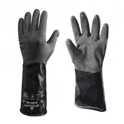 PSP SHOWA 874R chemische handschoenen