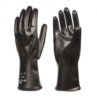 PSP SHOWA 878 chemische handschoenen