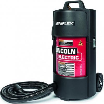 Lincoln Electric MINIFLEX draagbare filter unit